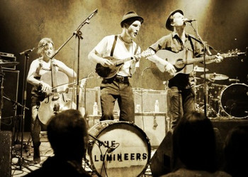 Lumineerslive